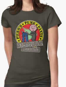 Karl Pilkington - Pilko Pump Pants Womens Fitted T-Shirt