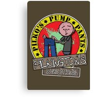 Karl Pilkington - Pilko Pump Pants Canvas Print
