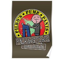 Karl Pilkington - Pilko Pump Pants Poster