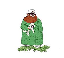 Action Bronson - Terry Photographic Print