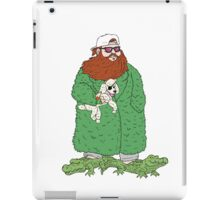 Action Bronson - Terry iPad Case/Skin
