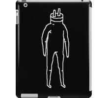 Plug and Play (Dark) iPad Case/Skin