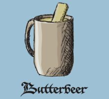 Butterbeer Kids Clothes
