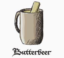 Butterbeer One Piece - Long Sleeve