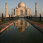 Taj Mahal by ValeriaQuerini