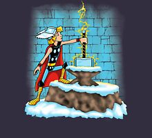 King Ar-THOR Unisex T-Shirt