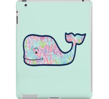Lily Pulitzer Whale iPad Case/Skin