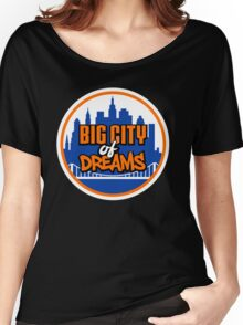 Big City of Dreams Women's Relaxed Fit T-Shirt