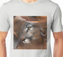 Cougar Puma panther animals,wildlife,wildlife art,nature Unisex T-Shirt