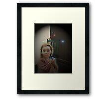 The Mystics Daughter Framed Print