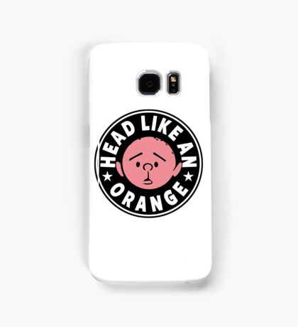 Karl Pilkington - Head Like An Orange Samsung Galaxy Case/Skin
