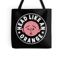 Karl Pilkington - Head Like An Orange Tote Bag