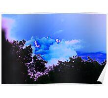 Color Storm Poster