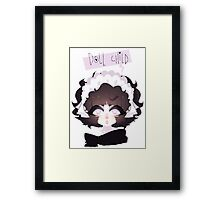 doll child Framed Print