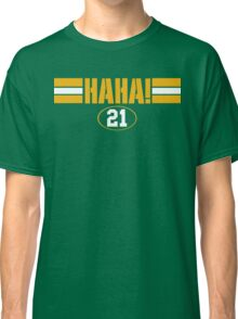 HAHA! Green Bay Classic T-Shirt