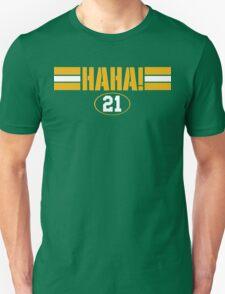 HAHA! Green Bay Unisex T-Shirt