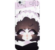doll child iPhone Case/Skin