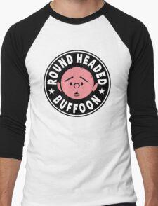 Karl Pilkington - Round Headed Buffoon Men's Baseball ¾ T-Shirt