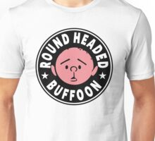 Karl Pilkington - Round Headed Buffoon Unisex T-Shirt