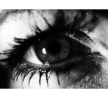 Eye Opener Photographic Print