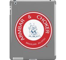 Armbar & Choker BJJ iPad Case/Skin