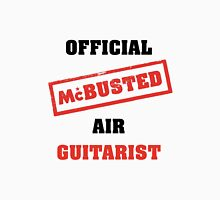 Official McBusted Air Guitarist T-Shirt