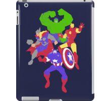 Assemble iPad Case/Skin