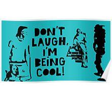 Don't Laugh Poster
