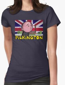 Karl Pilkington - Britains Finest Womens Fitted T-Shirt