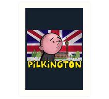 Karl Pilkington - Britains Finest Art Print