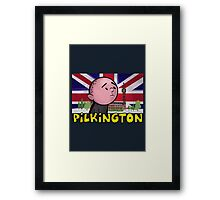 Karl Pilkington - Britains Finest Framed Print