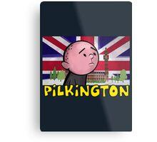 Karl Pilkington - Britains Finest Metal Print