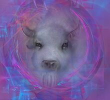"""""""White buffalo"""" buffalo """"native american"""" Indian Spirituality gifts popular """"best selling"""" beautiful by JackieFlaten"""