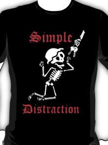 Simple Distraction by lilterra T-Shirt