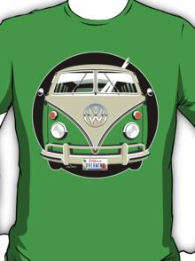 VW split-screen bus t-shirt T-Shirt