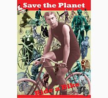 Save the Planet, Ride a Bike! Unisex T-Shirt