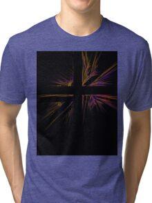 "cross Christ Jesus Christian Spirituality gifts popular ""best selling"" beautiful religion Tri-blend T-Shirt"