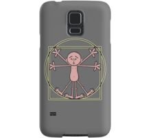 Karl Pilkington - Vitruvian Pilkington Samsung Galaxy Case/Skin