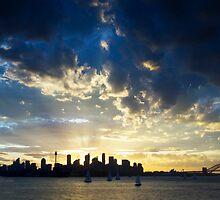 Sydney from Bradleys Head by ScottChapman