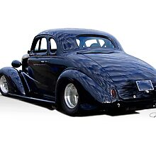 1937 Chevrolet Coupe 'Your View'  by DaveKoontz