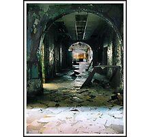 hallway to... Photographic Print