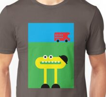 Mister O and his Bowler hat do London, the Tee Unisex T-Shirt