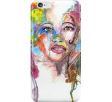 Abstract Fairy  iPhone Case/Skin