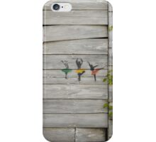 Dancing with graffiti iPhone Case/Skin