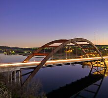 Pennybacker Bridge | Austin, TX by Andy Heatwole