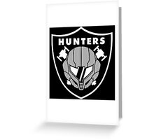 K-2L Hunters Greeting Card