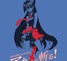 Akame ga kiru by BakaBanana