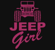 Jeep Girl by mccdesign