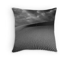 Symphony in Sand Throw Pillow