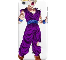 Teen Gohan Super Saiyan 2 Sticker iPhone Case/Skin